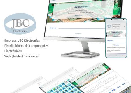 Empresa JBC Electronics