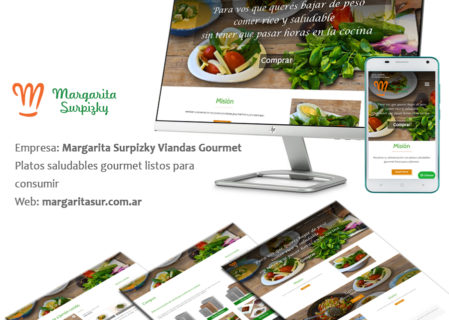 Margarita Surpizky Viandas Gourmet